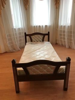 Кровать из массива дуба - фото 8282