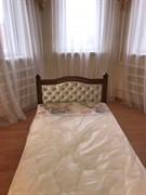 Кровать ЛДСП бежевая